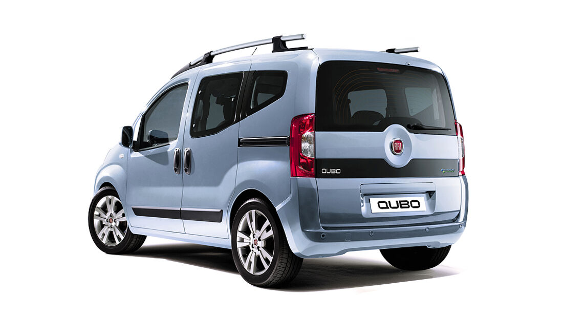 Fiat Fiorino Qubo Natural Power