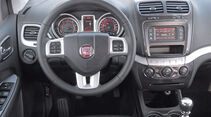 Fiat Freemont 2.0 Multijet Urban, Cockpit