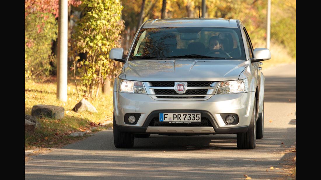 Fiat Freemont 2.0 Multijet Urban, Front