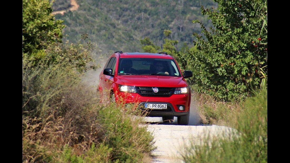 Fiat Freemont Test