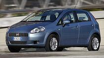 Fiat Grande Punto CNG