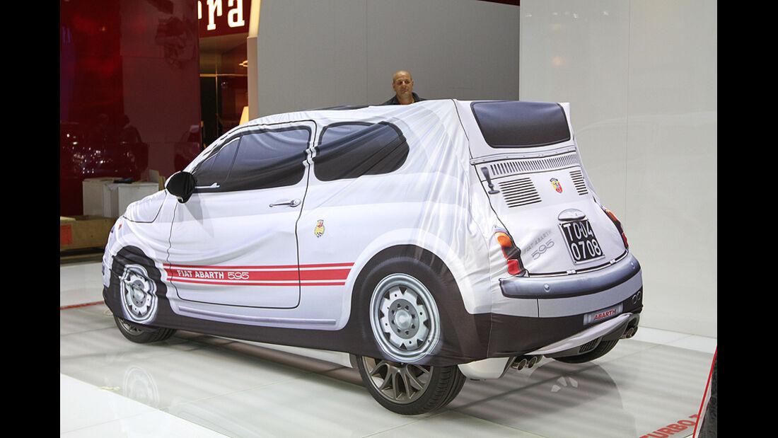 Fiat IAA 2011 Atmosphäre