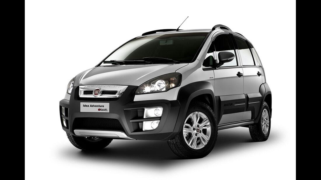 Fiat Idea Brasilien