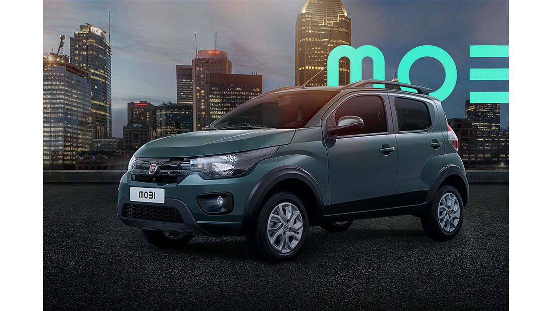 Fiat Mobi Brasilien