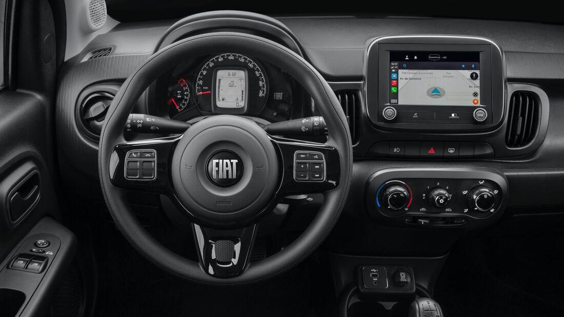 Fiat Mobi Trekking Brasilien
