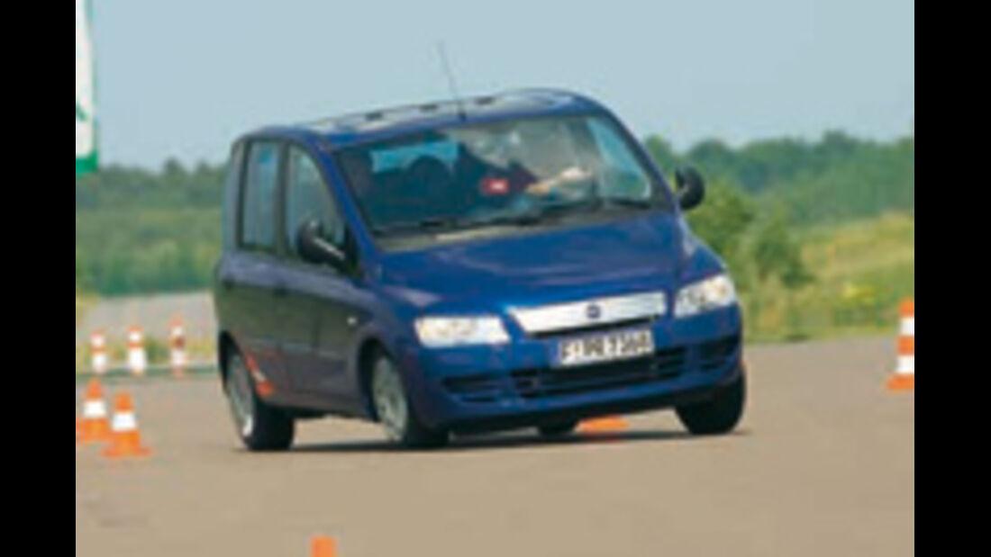 Fiat Multipla 1.9 Multijet