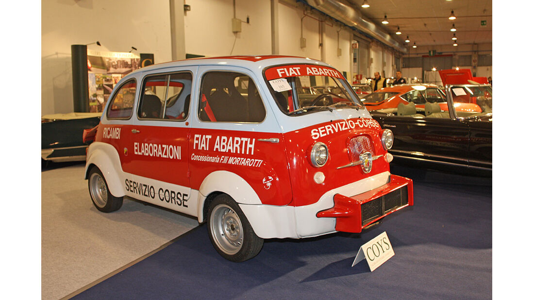 Fiat Multipla Abarth
