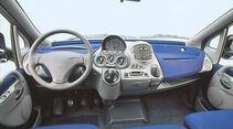 Fiat Multipla, Cockpit