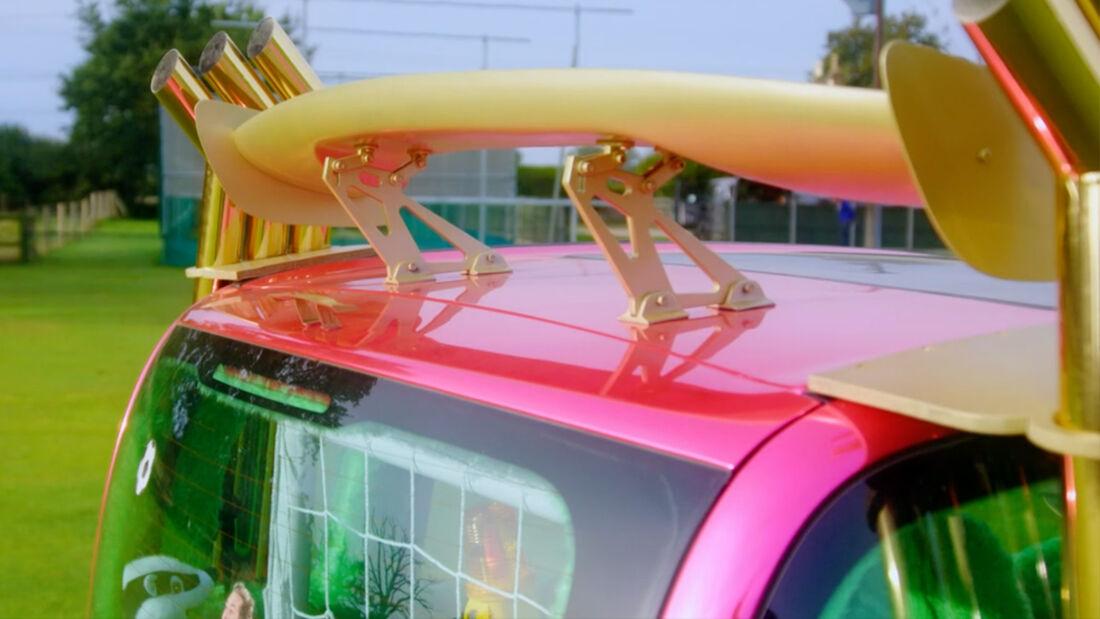 Fiat Multipla Pink eBay Auktion UK
