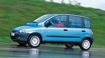 Fiat Multipla, Seitenansicht