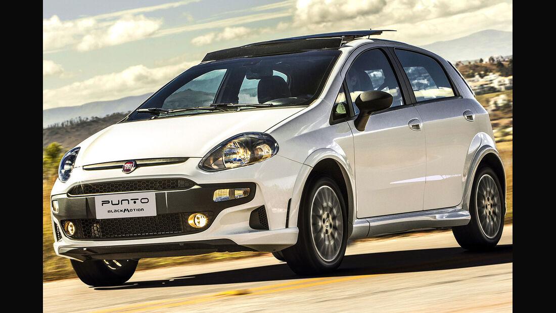 Fiat Novo Punto Brasilien