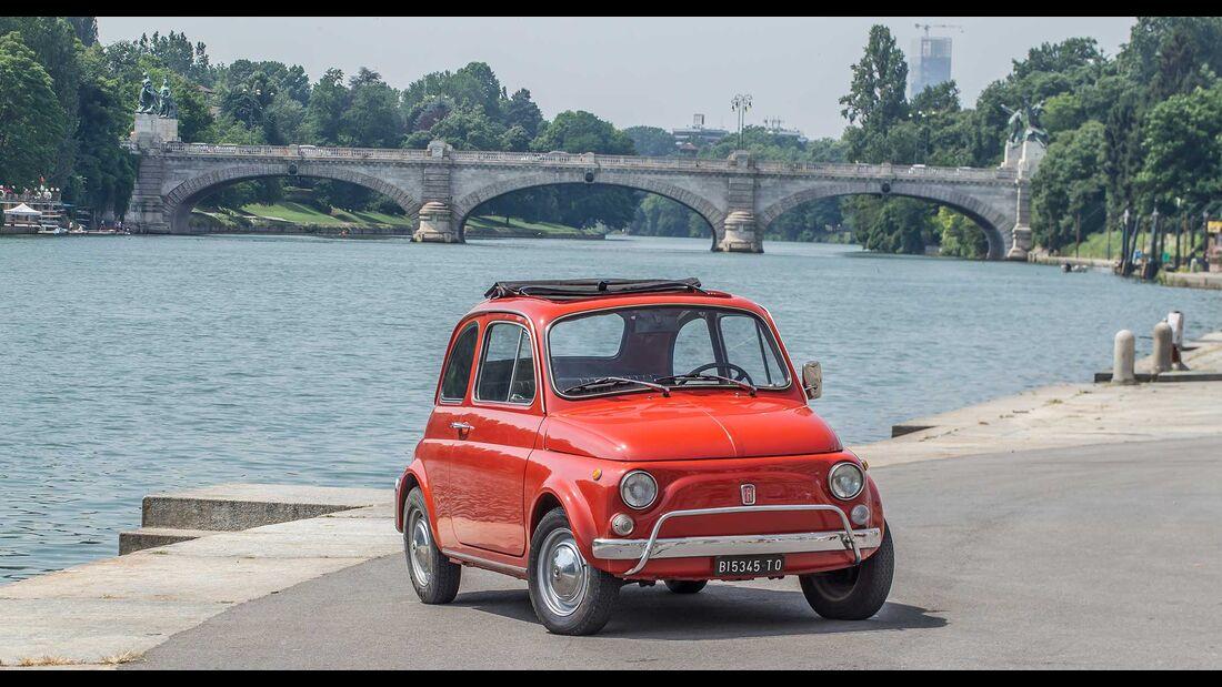 Fiat Nuova 500L (1972) in Turin