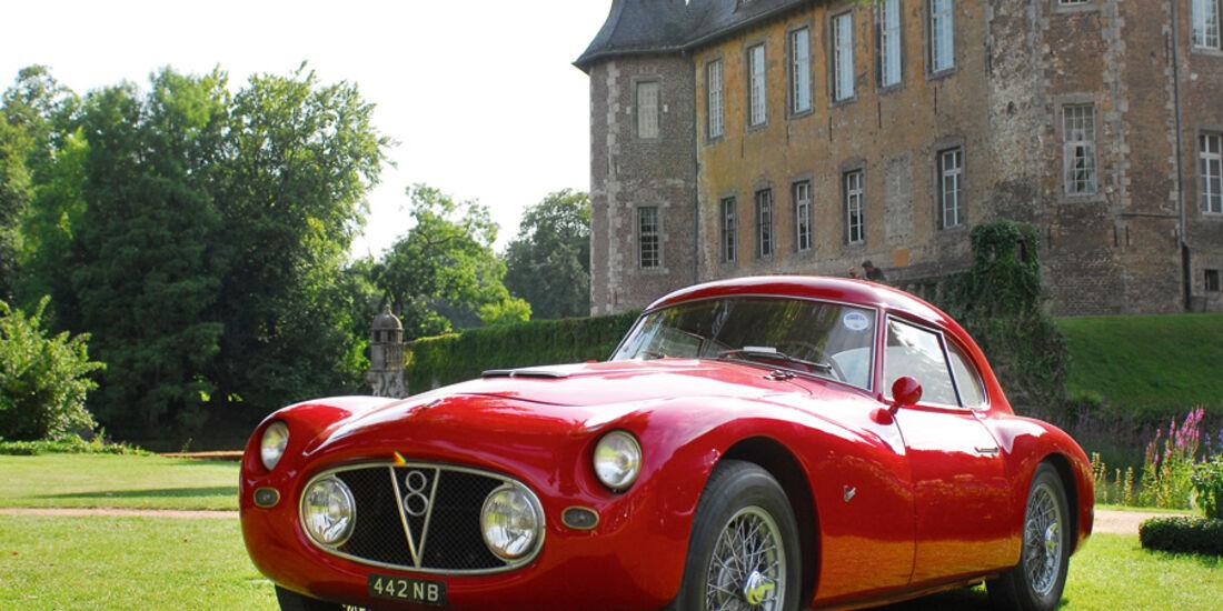 Fiat Otto Vu (8V), Jewels in the Park, Classic Days Schloss Dyck