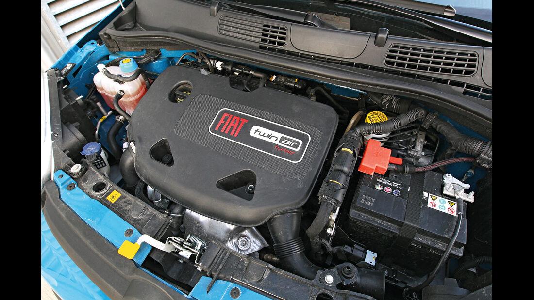 Fiat Panda 0,9 8V Natural Power, Motor