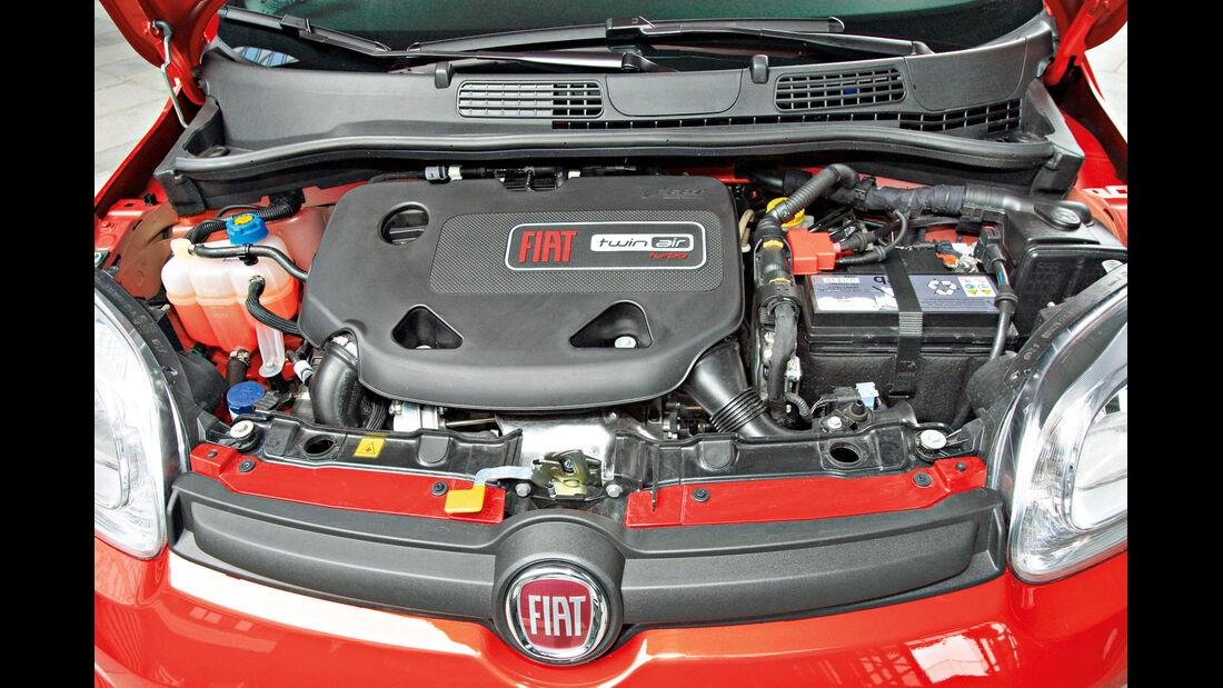 Fiat Panda 0.9 8V Twinair, Motor