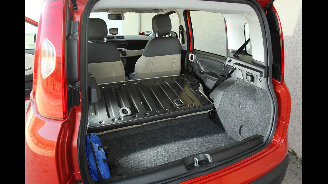 Fiat Panda 0.9 Twinair, Kofferraum
