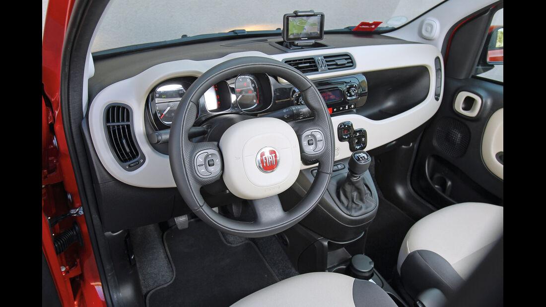 Fiat Panda 0.9 Twinair, Rad, Felge