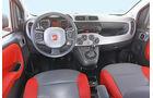 Fiat Panda 1.2 8V, Cockpit