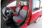Fiat Panda 1.2 8V, Fahrersitz