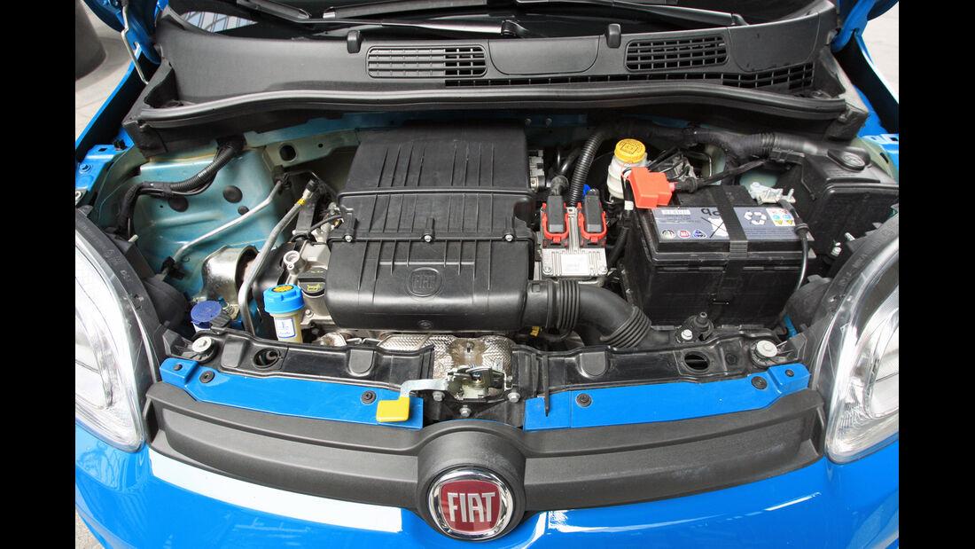 Fiat Panda 1.2 8V, Motor