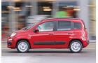 Fiat Panda 1.2 8V, Seitenansicht