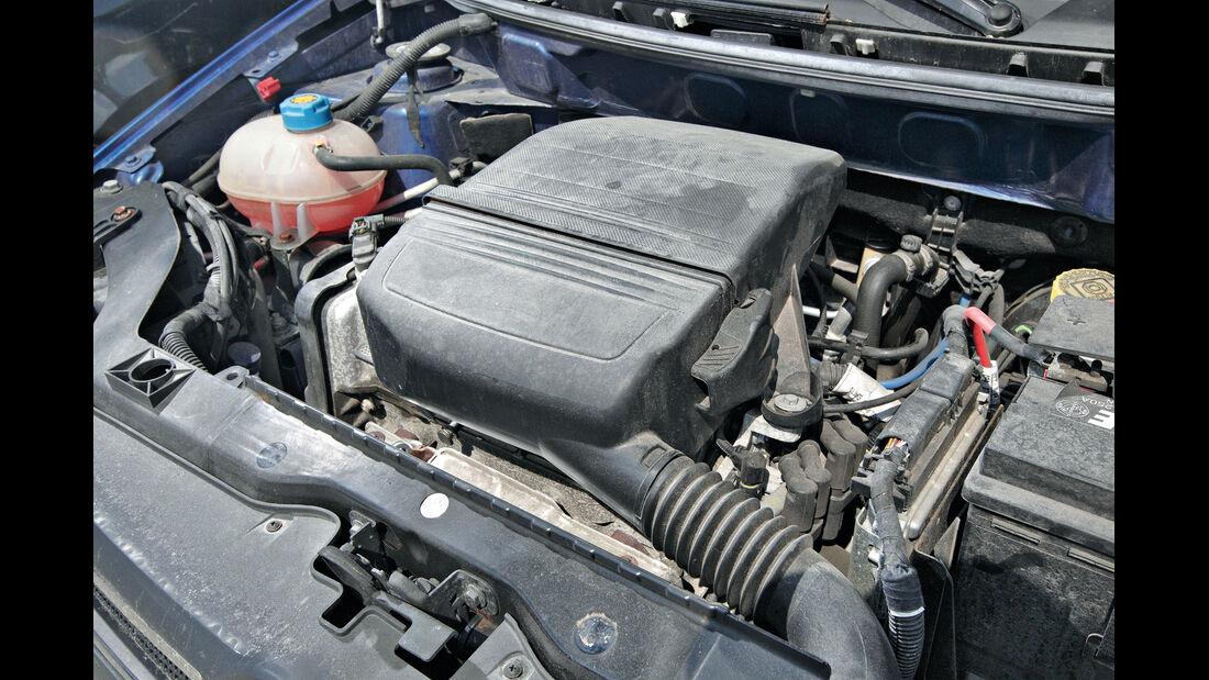 Fiat Panda 1.2, Motor