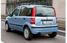 Fiat Panda 1.2 Natural Power, Heckansicht