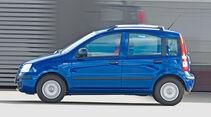 Fiat Panda 1.2, Seitenansicht