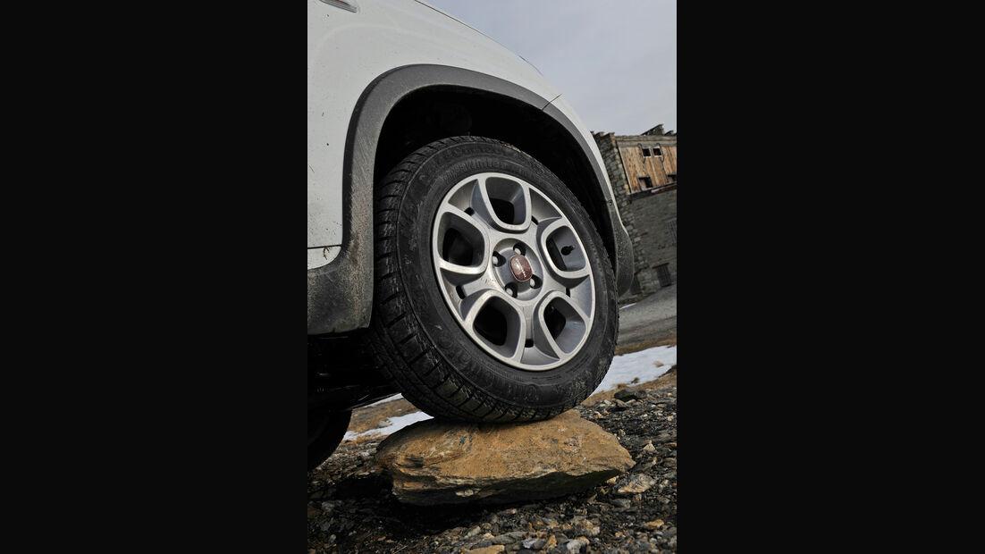 Fiat Panda 1.3 16V Multijet 4X4, Rad, Felge