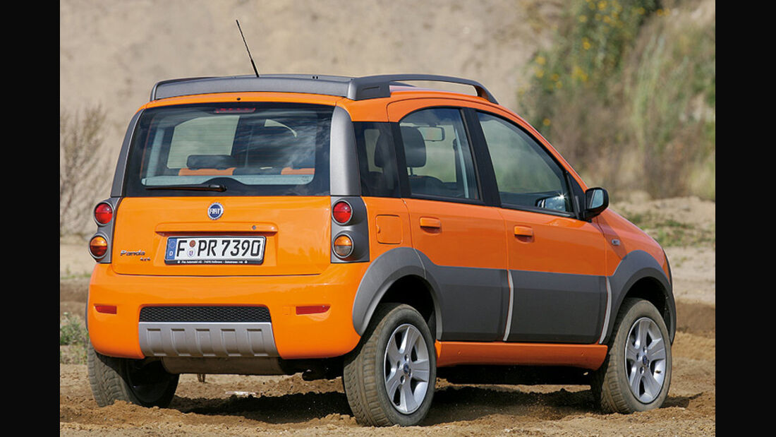 Fiat Panda 1.3 Multijet 16V 4x4 Cross