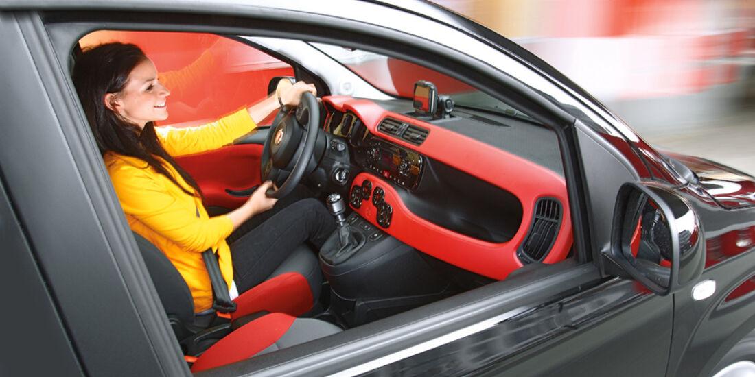 Fiat Panda 1.3 Multijet 16V Lounge, Cockpit