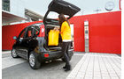 Fiat Panda 1.3 Multijet 16V Lounge, Heckklappe, Kofferraum