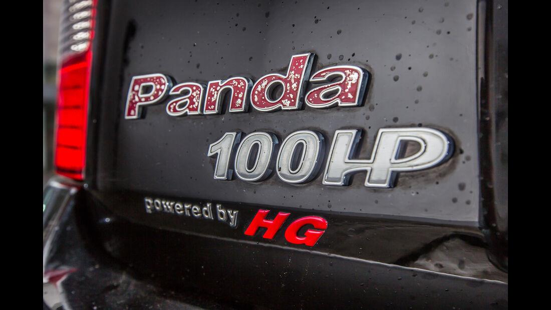 Fiat Panda 100 HP, Typenbezeichnung