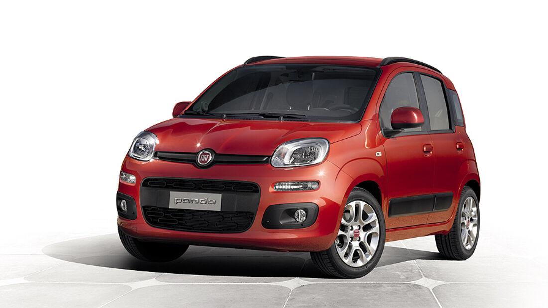 Fiat Panda, 3. Generation