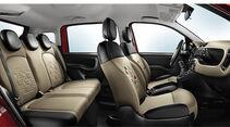 Fiat Panda, 3. Generation, Innenraum