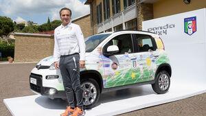 Fiat Panda 4x4 Fußball-WM Italien