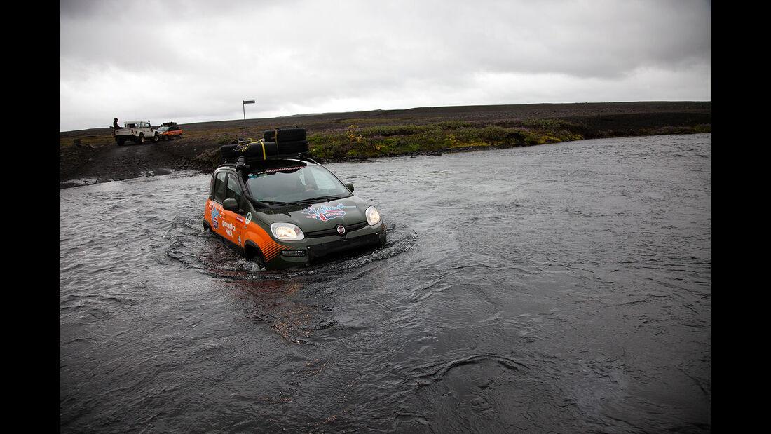 Fiat Panda 4x4 Island-Expedition