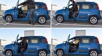 Fiat Panda, Einstieg