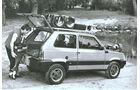 Fiat Panda Historie