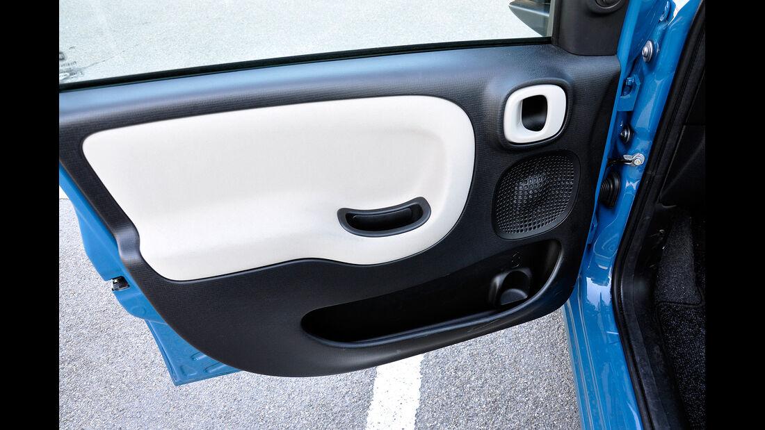 Fiat Panda, Innenraum, Türverkleidung, Ablage