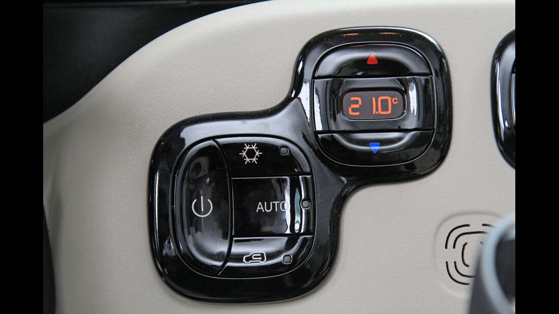 Fiat Panda, Klimaautomatik