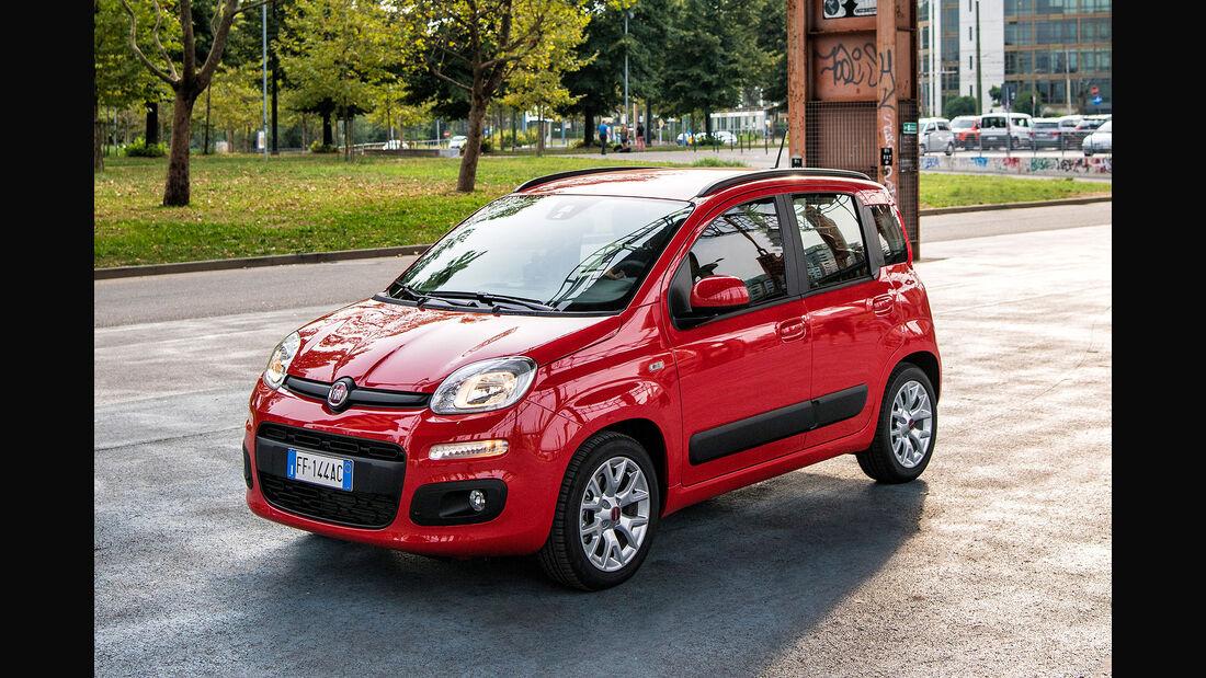 Fiat Panda Modelljahr 2017