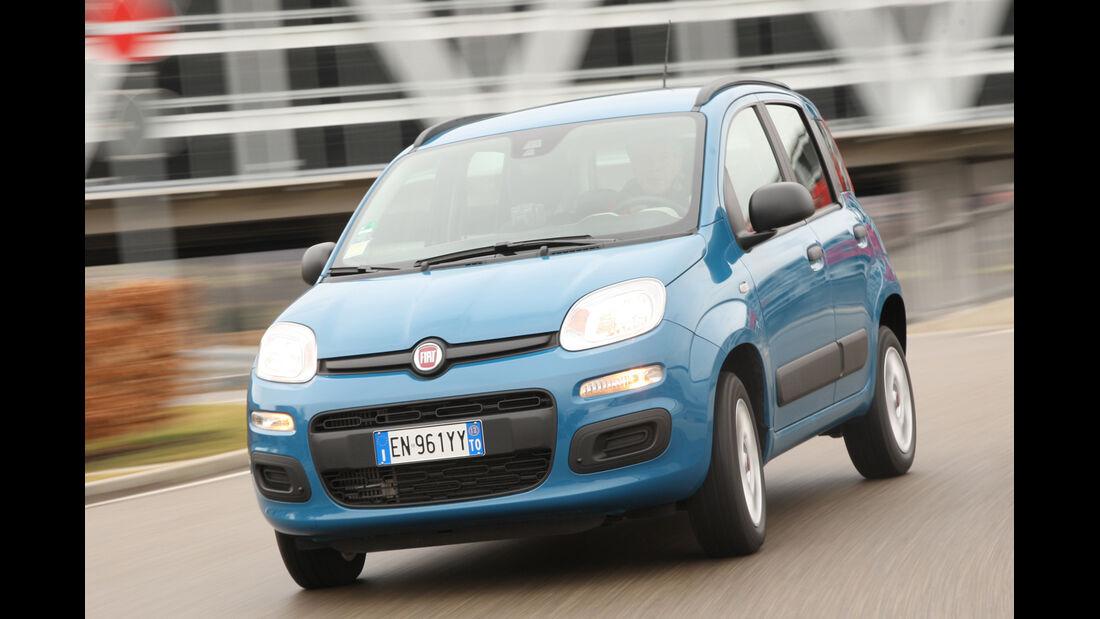 Fiat Panda Natural Power, Frontansicht