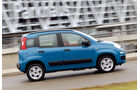 Fiat Panda Natural Power, Seitenansicht