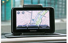 Fiat Panda, Navi, Display