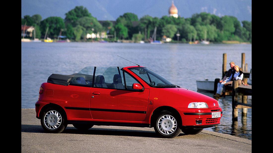 Fiat Punto Cabrio, 1999