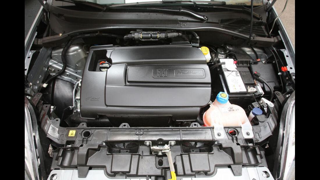 Fiat Punto Evo 1.4 16V, Motor