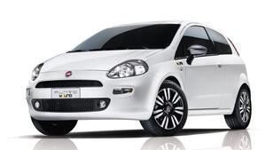 Fiat Punto Sondermodell Young