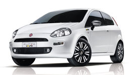 Fiat Punto Sondermodell Young