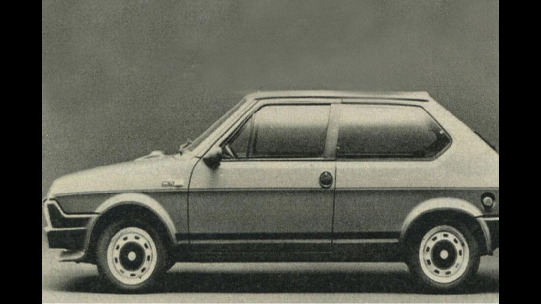 Fiat, Ritmo 105 TC, IAA 1981